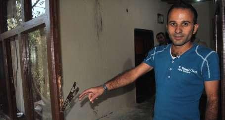 Asker ve polis Şemdinli'de köy bastı