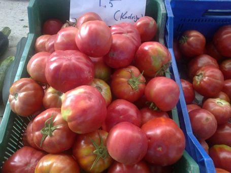 Bu domatesler anılarınızdaki gibi kokuyor!