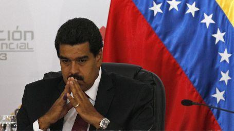 Venezuela'da işçilere silahlanma çağrısı