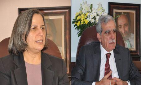Türk ve Kışanak KCK yetkilileri ile görüşecek