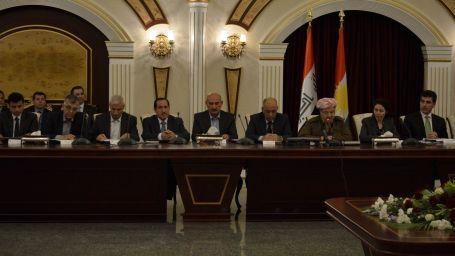 Kürt Ulusal Kongresi yapılacak mı?