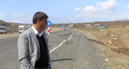 Böyle olur AKP'nin yolları!
