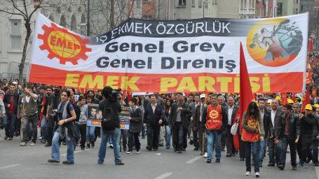 EMEP yerel seçime HDP'yle giriyor