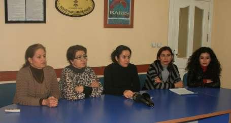 İHD kadına yönelik şiddet raporunu açıkladı