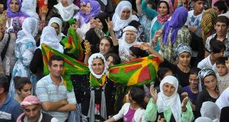 'Kürtler özgürlüğe oy verdi'