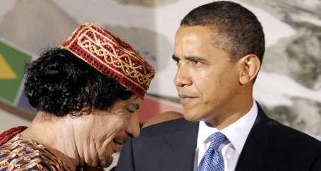 Kaddafi, Obama'ya mesaj gönderdi