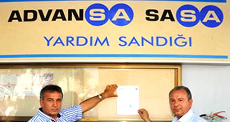 Advansa'da grev kararı asıldı