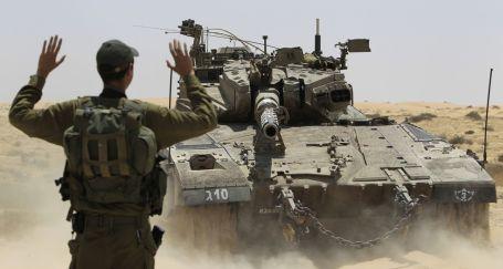 Mısır-İsrail sınırında çatışma