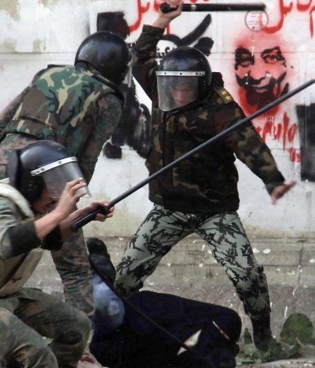 Mısır ordusu tarafsız değilmiş