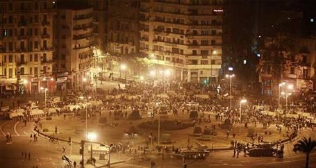 Ordu Tahrir'e girdi, halk tepki gösterdi