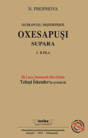 İlk Lazca Matematik kitabı yayımlandı