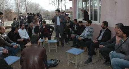 Diyarbakır tuğla işçileri bir adım daha attı