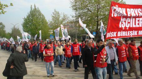 Metal işçileri greve hazır