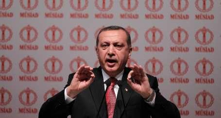 Erdoğan, NATO