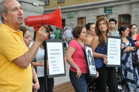 Gözaltında ölümler Stockholm'de protesto edildi