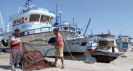 Su ürünleri av yasağı 1 Eylülde sona eriyor