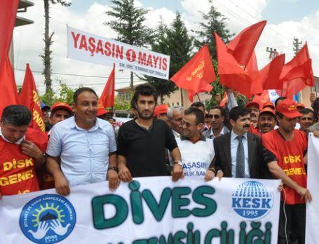 Diyanet çalışanlarından barış sürecine destek