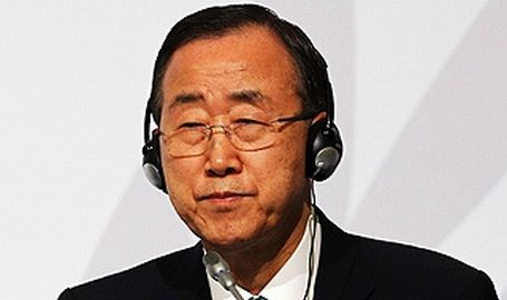 BM Genel Sekreteri Ban, Mısır
