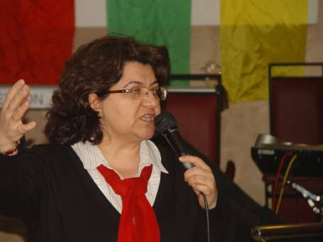 Elazığ'da 8 Mart etkinliği