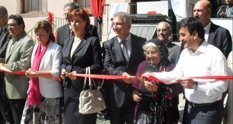 İzmir basın müzesi açıldı