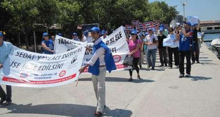 Çanakkale'de mücadele kazandı