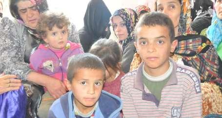 Asker kurşunu 8 çocuğu annesiz bıraktı