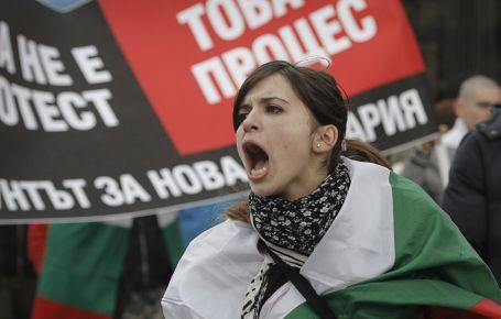 Bulgarların sabrı tükeniyor