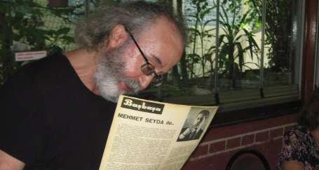 Mehmet Seyda, Hatay Restoranda anıldı