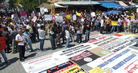 AYÖP Ankara'ya akın etti