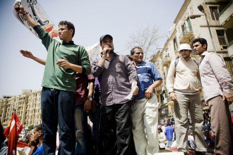 Mısır'da işçi grevleri yayılıyor