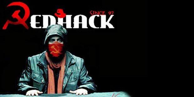Red Hackerlar TSK