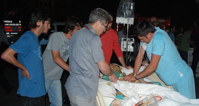 8 hastanın öldüğü hastane yangını davasında 15 yıl hapis istemi