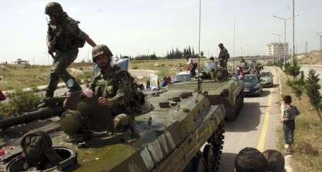 Esad yönetimi baskıyı arttırıyor