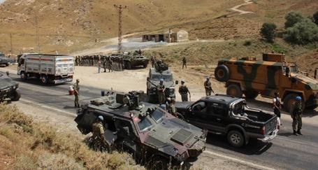 Şırnak'ta 1 uzman çavuş yaşamını yitirdi