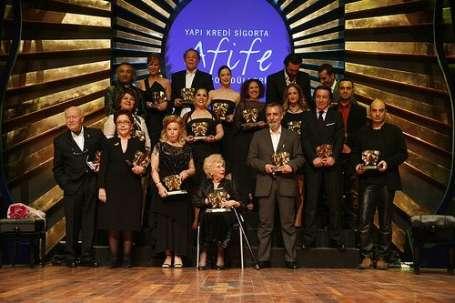 Afife Tiyatro Ödülleri'nde 75 kişilik salon sınırı kaldırıldı