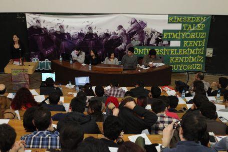 Üniversiteler Konferansı sonuç bildirgesi açıklandı