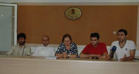 Polis şiddetine uğrayan aile İHD'ye başvurdu
