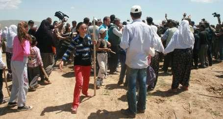 Taş ocağı isyanı: 30 gözaltı