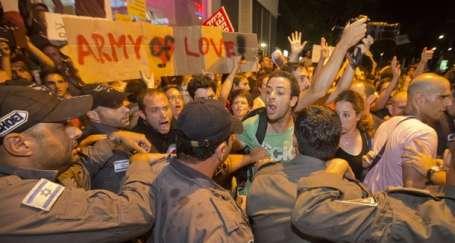 İsrailliler yine 'öfkelendi'
