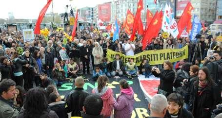 'Tüpçü Başbakan İstemiyoruz'