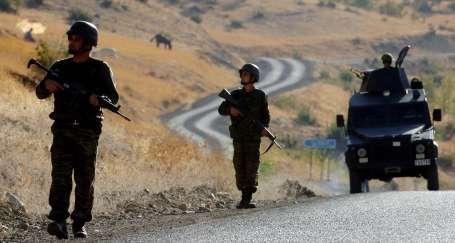 Bölge'de büyük askeri operasyona hazırlanılıyor