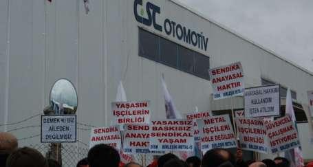 DSC işçileri isyanda: Bu nasıl yasa, bu nasıl adalet?