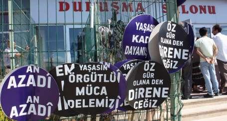 Silivri'de 'KCK' duruşması 12 Temmuz'a ertelendi