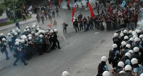 Asıl eşkıya Ankara'ya indi