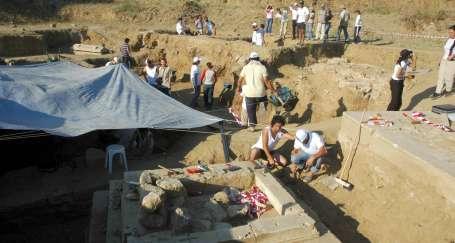 2 bin 700 yıllık 'Frig yazıtı' bulundu