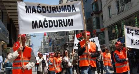 Yaşa takılanlar Taksim'deydi