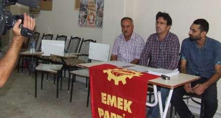 EMEP: Barış gününde savaş istemiyoruz