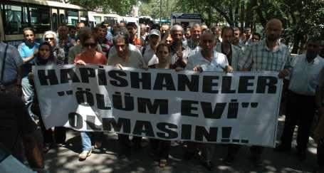 'Ağırlaştırılmış mahpus rejimini durdurun'