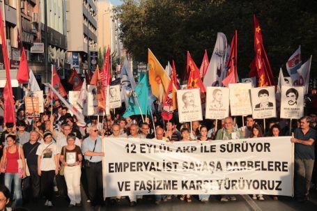 12 Eylül AKP ile devam ediyor