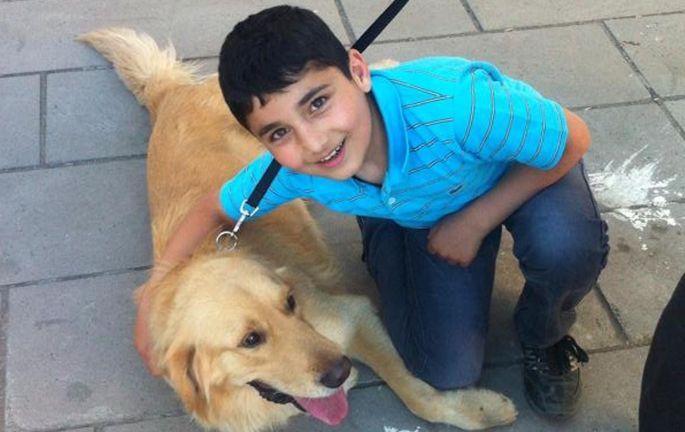9 yaşındaki Mert\'in cesedi bulundu